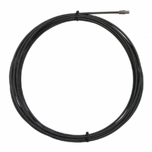 F530M5 30 m langes 5 mm Metallspirale Einziehband