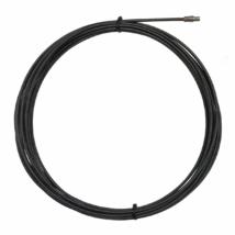 F3210M5 10 m langes 3,2 mm Metallspirale Einziehband