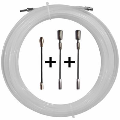 Kábelbehúzó Szett N410 (10 méter, 4 mm)